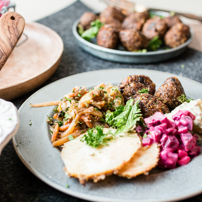 jul recept - vegetarisk jul